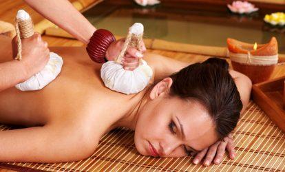 Thai Coconut Poultice Massage